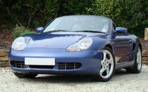 Boxster 986 Servicing