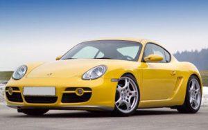 Porsche Cayman Servicing