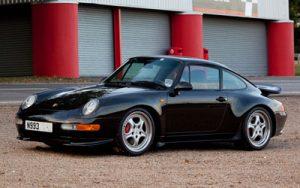 Porsche 993 Servicing