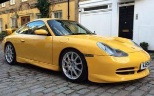 Porsche 996 Servicing