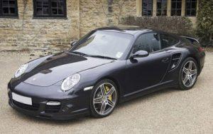 Porsche 997 Servicing
