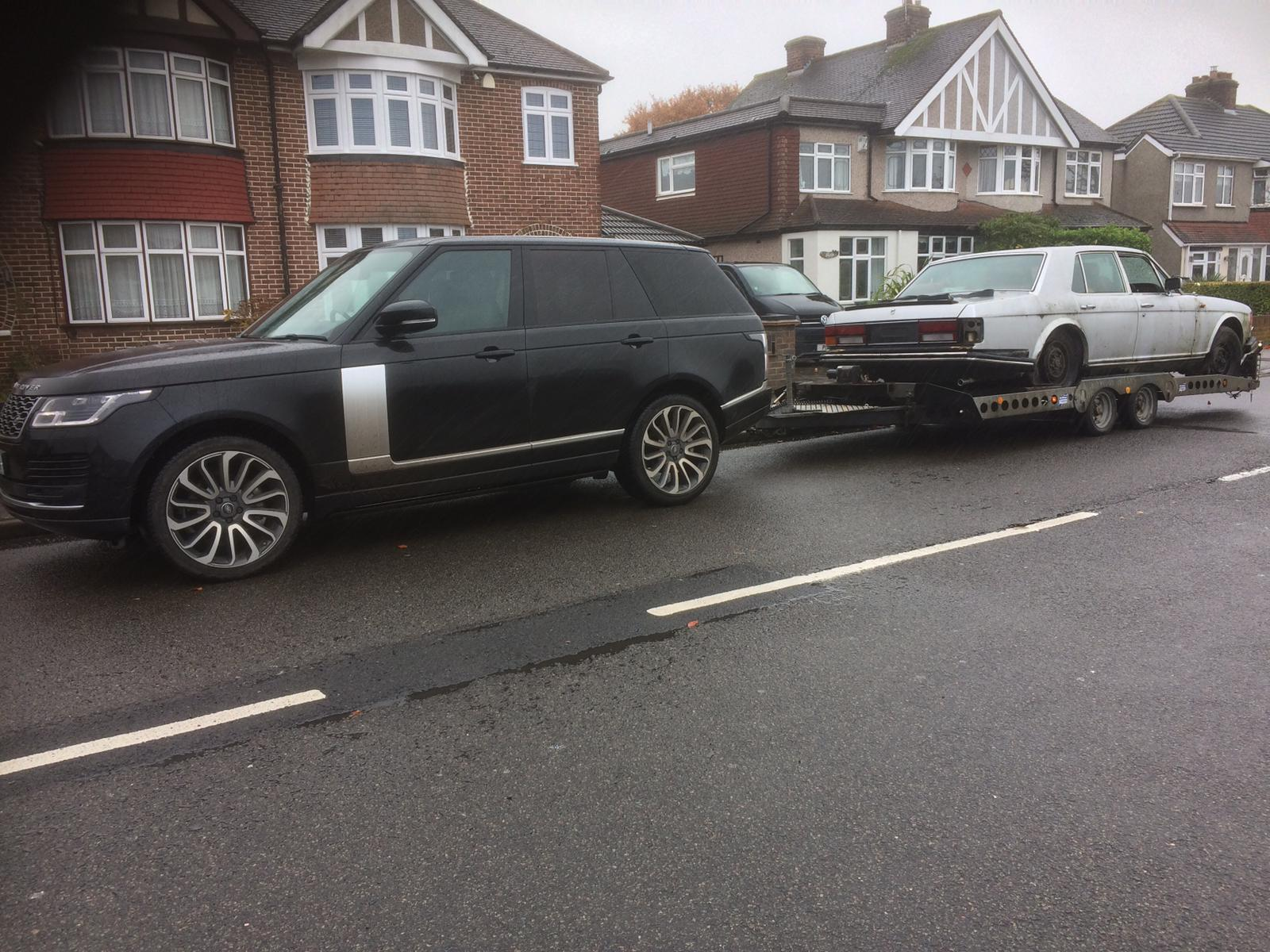 Vehicle Recovery South London