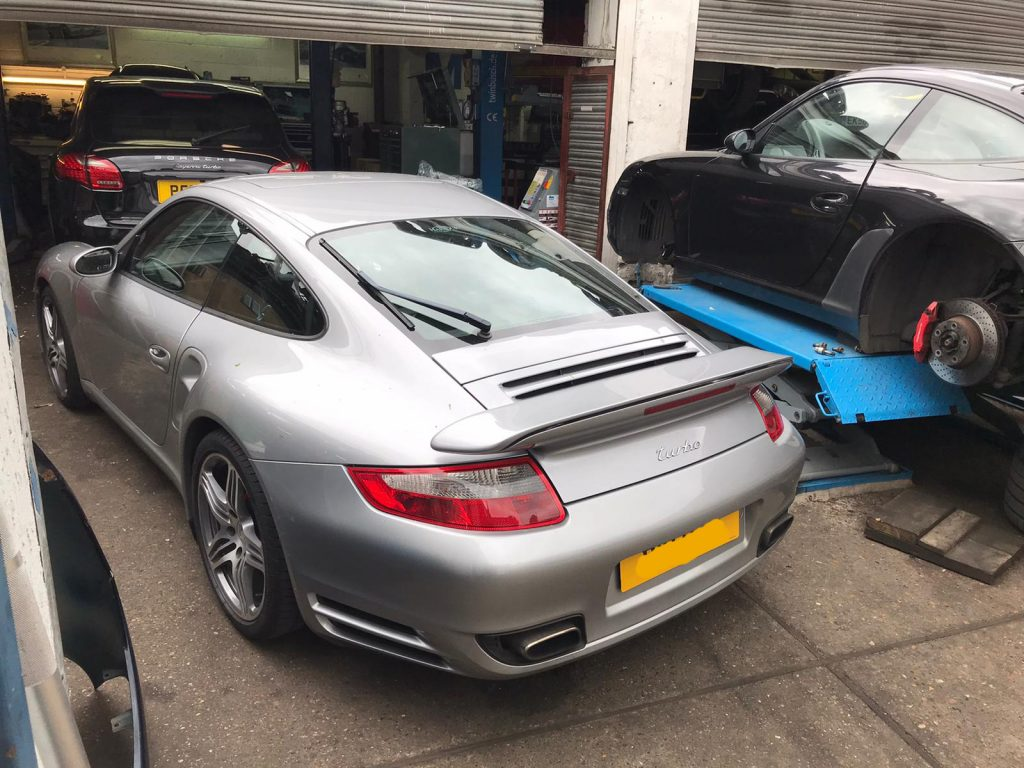 Porsche 911 997 Turbo Full Service