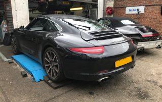 Porsche 911 Minor Service
