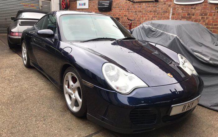 Porsche 996 4s rms upgraded