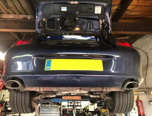 Porsche 996 upgraded double row ims bearing and rms seal