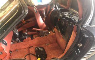 Porsche Boxster Gear Selector Cable Replacement