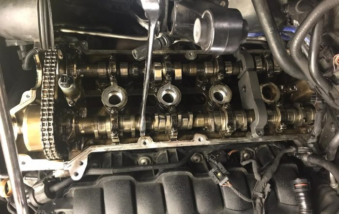 Panamera Cayenne V8 Timing Chain Replacement