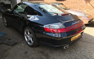 Porsche 996 4S Full Service