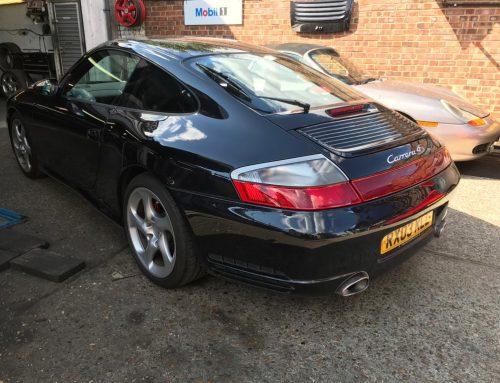 Porsche 996 4S Full Service London Kent Essex