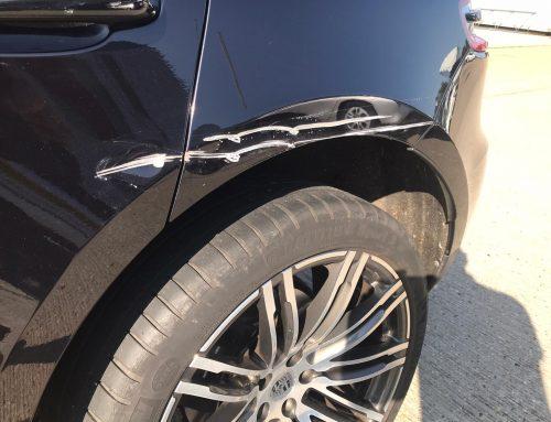 Porsche Macan Bodywork Paintwork Scratches Repaired London Kent Essex